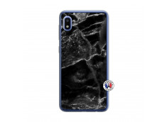 Coque Samsung Galaxy A10 Black Marble Translu