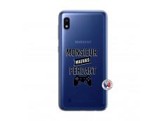 Coque Samsung Galaxy A10 Monsieur Mauvais Perdant