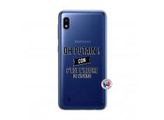Coque Samsung Galaxy A10 Oh Putain C Est L Heure De L Apero