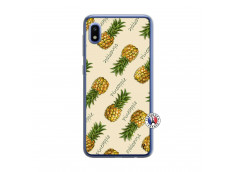 Coque Samsung Galaxy A10 Sorbet Ananas Translu