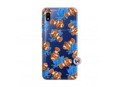 Coque Samsung Galaxy A10 Poisson Clown
