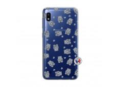 Coque Samsung Galaxy A10 Petits Hippos