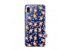 Coque Samsung Galaxy A10 Petits Renards