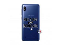Coque Samsung Galaxy A10 Rien A Foot Allez Bordeaux