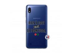 Coque Samsung Galaxy A10 Rien A Foot Allez Le Portugal