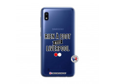 Coque Samsung Galaxy A10 Rien A Foot Allez Liverpool