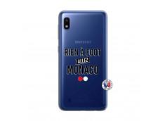 Coque Samsung Galaxy A10 Rien A Foot Allez Monaco