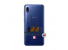 Coque Samsung Galaxy A10 100 % Rugbyman Entre les Poteaux