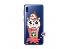 Coque Samsung Galaxy A10 Catpucino Ice Cream