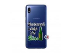Coque Samsung Galaxy A10 Tout Travail Merite Sa Biere