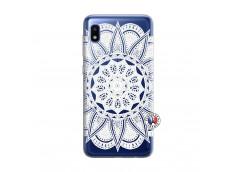 Coque Samsung Galaxy A10 White Mandala