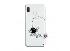 Coque Samsung Galaxy A20e Astro Girl