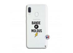 Coque Samsung Galaxy A20e Bandes De Moldus