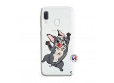 Coque Samsung Galaxy A20e Dog Impact