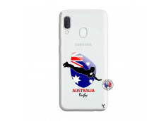 Coque Samsung Galaxy A20e Coupe du Monde Rugby-Australia
