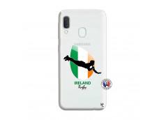 Coque Samsung Galaxy A20e Coupe du Monde Rugby-Ireland