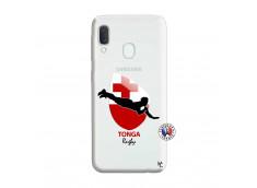 Coque Samsung Galaxy A20e Coupe du Monde Rugby-Tonga