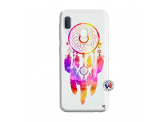 Coque Samsung Galaxy A20e Dreamcatcher Rainbow Feathers