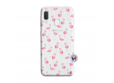 Coque Samsung Galaxy A20e Flamingo