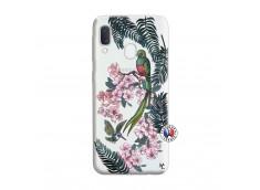 Coque Samsung Galaxy A20e Flower Birds