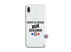 Coque Samsung Galaxy A20e Frappe De Batard Comme Benjamin