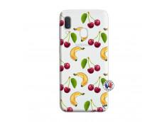 Coque Samsung Galaxy A20e Hey Cherry, j'ai la Banane