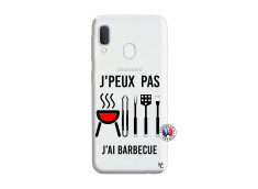 Coque Samsung Galaxy A20e Je Peux Pas J Ai Barbecue