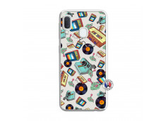 Coque Samsung Galaxy A20e Mock Up Translu