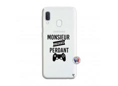 Coque Samsung Galaxy A20e Monsieur Mauvais Perdant