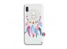 Coque Samsung Galaxy A20e Multicolor Watercolor Floral Dreamcatcher