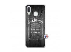 Coque Samsung Galaxy A20e Old Jack Translu