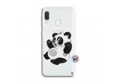 Coque Samsung Galaxy A20e Panda Impact