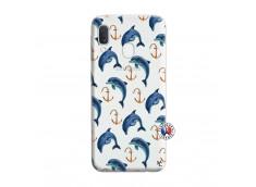 Coque Samsung Galaxy A20e Dauphins