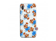 Coque Samsung Galaxy A20e Poisson Clown