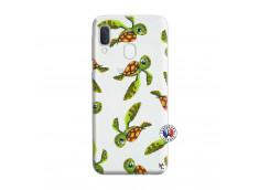 Coque Samsung Galaxy A20e Tortue Géniale