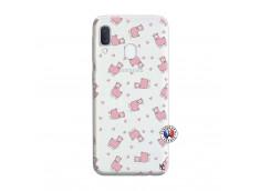 Coque Samsung Galaxy A20e Petits Moutons