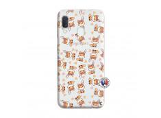 Coque Samsung Galaxy A20e Petits Renards