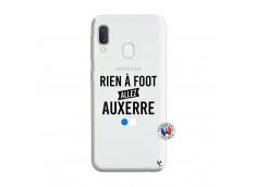 Coque Samsung Galaxy A20e Rien A Foot Allez Auxerre