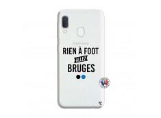 Coque Samsung Galaxy A20e Rien A Foot Allez Bruges