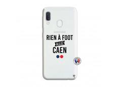 Coque Samsung Galaxy A20e Rien A Foot Allez Caen
