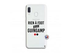 Coque Samsung Galaxy A20e Rien A Foot Allez Guingamp