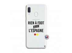Coque Samsung Galaxy A20e Rien A Foot Allez L'Espagne