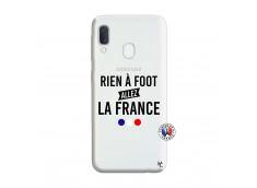 Coque Samsung Galaxy A20e Rien A Foot Allez La France