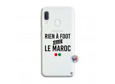 Coque Samsung Galaxy A20e Rien A Foot Allez Le Maroc