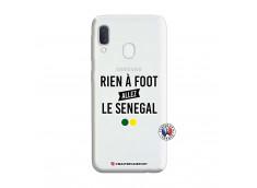 Coque Samsung Galaxy A20e Rien A Foot Allez Le Senegal