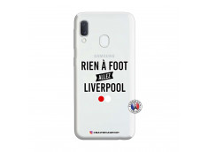 Coque Samsung Galaxy A20e Rien A Foot Allez Liverpool