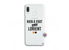 Coque Samsung Galaxy A20e Rien A Foot Allez Lorient