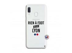 Coque Samsung Galaxy A20e Rien A Foot Allez Lyon
