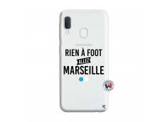 Coque Samsung Galaxy A20e Rien A Foot Allez Marseille