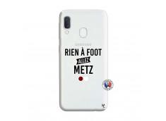 Coque Samsung Galaxy A20e Rien A Foot Allez Metz